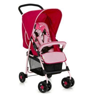 HAUCK Sport Disney V-Minnie Pink II