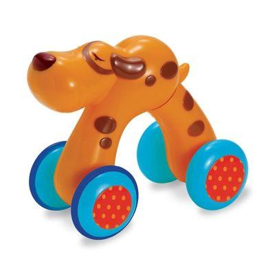 MANHATTAN TOY Baby Motorická hračka Go Puppy