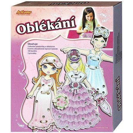 ArtLover Oblékání pro panenky cena od 159 Kč