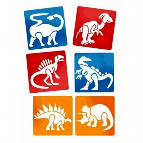 ArtLover Kreslící šablony Dinosauři cena od 89 Kč