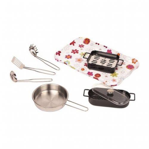 Legler Dětské kovové nádobí na vaření cena od 0 Kč