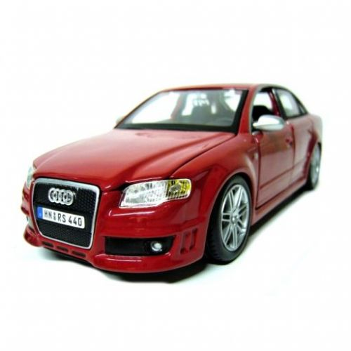 Bburago Audi RS4 1:24 cena od 0 Kč