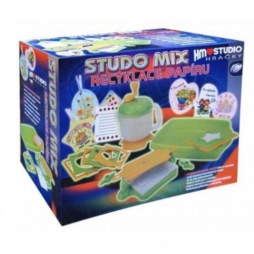 HM Studio Vyrob si ruční papír Recyklace papíru cena od 399 Kč