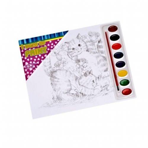 Legler Malování Koťata set cena od 55 Kč