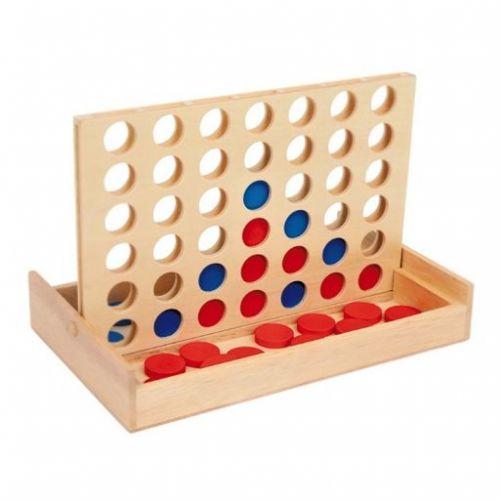 Legler Dřevěná hra Piškvorky