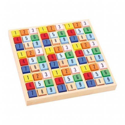 Legler Dřevěná hra Sudoku cena od 209 Kč