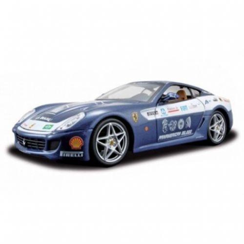 Maisto Ferrari 599 GTB Fiorano Panamerican Tour Kit 1 : 24
