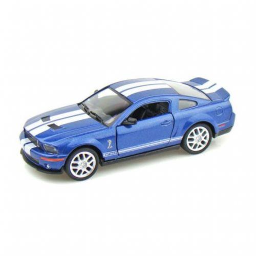Kinsmart 2007 Shelby GT500 1:38 cena od 139 Kč