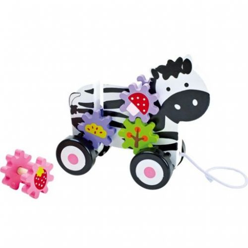 Legler Tahací hračka Zebra cena od 377 Kč