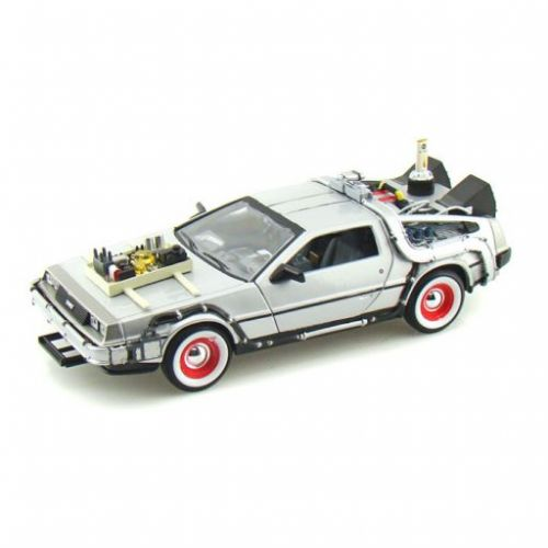 Welly Back to the Future III 1:24