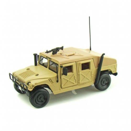 Maisto Hummer Military Humvee Sand 1 : 27 cena od 0 Kč