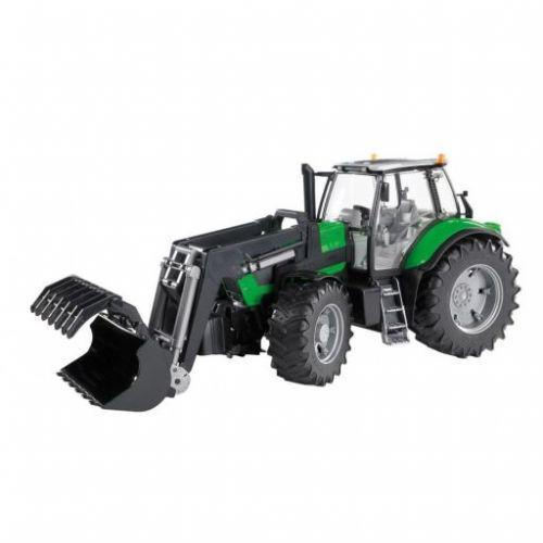 Bruder 3081 Traktor Deutz Agrotron X720 s přední lžící cena od 699 Kč