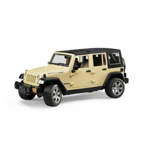Bruder 2525 Jeep Wrangler Unlimited Rubicon cena od 497 Kč
