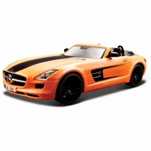 Maisto Mercedes Benz SLS AMG Roadster Custom Shop 1 : 24 cena od 560 Kč