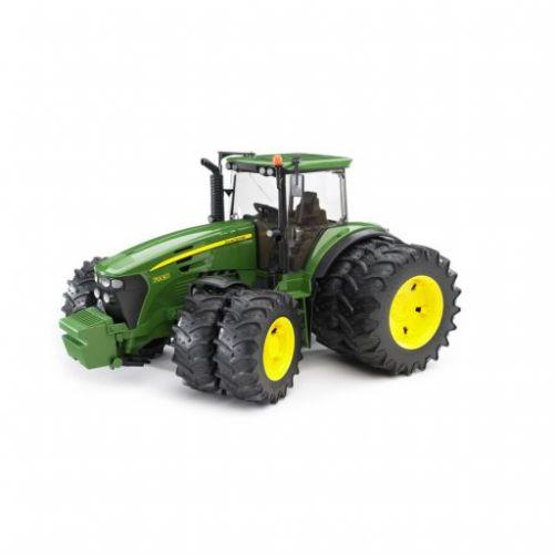 Bruder 3052 Traktor Bruder Jond Deere 7930 dvojitá kola cena od 765 Kč