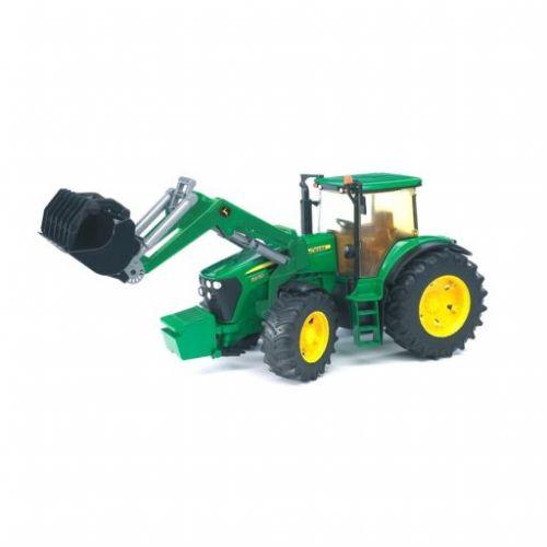 Bruder 3051 Traktor John Deere 7930 s přední lžicí cena od 759 Kč