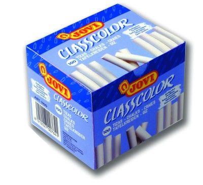 Jovi Křídy školní bezprašné bílé 100 kusů cena od 139 Kč