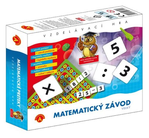 Pexi Matematický závod cena od 137 Kč