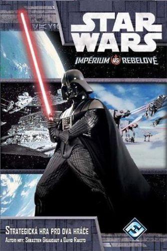 Fantasy Flight Games: Star Wars: Imperium vs. Rebelové
