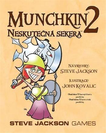 Steve Jackson Games: Munchkin 2. rozšíření