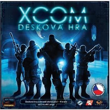 Fantasy Flight Games: XCOM: Desková hra