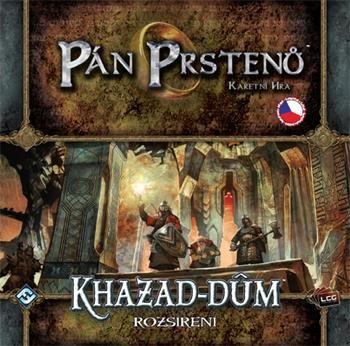 Fantasy Flight Games: Pán Prstenů - Khazak-Dúm