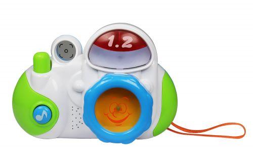 Let's Play Dětský fotoaparát cena od 319 Kč