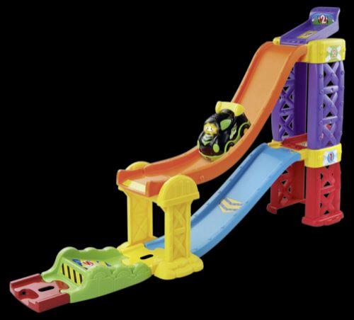VTech Tut Tut Baby Flitzer Akcni rampa cena od 715 Kč