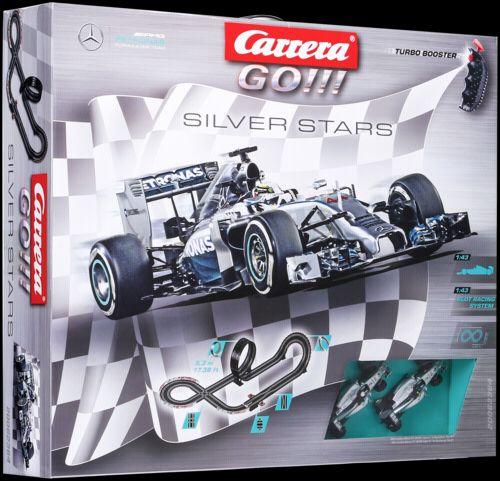 Carrera GO!!! Stars 62364 cena od 1859 Kč