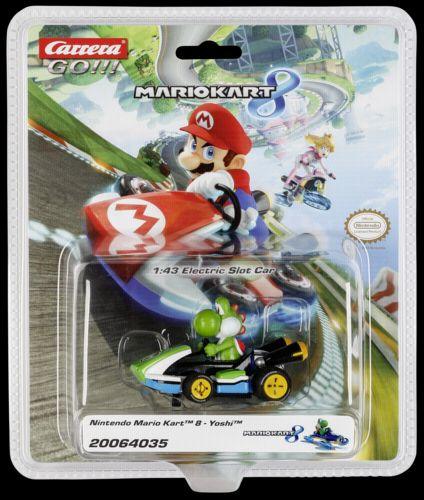 Carrera GO!!! 64035 Nintendo Mario Kart 8 Yoshi cena od 553 Kč
