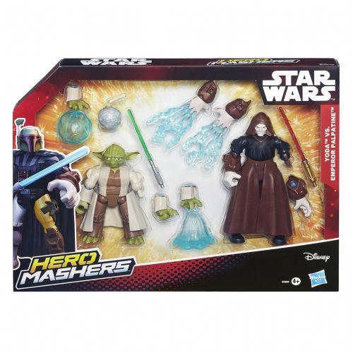 Hasbro Star Wars Star Wars Hero Mashers cena od 264 Kč