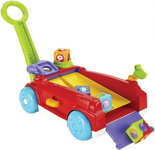 Mattel Vozík s kostkami cena od 1031 Kč