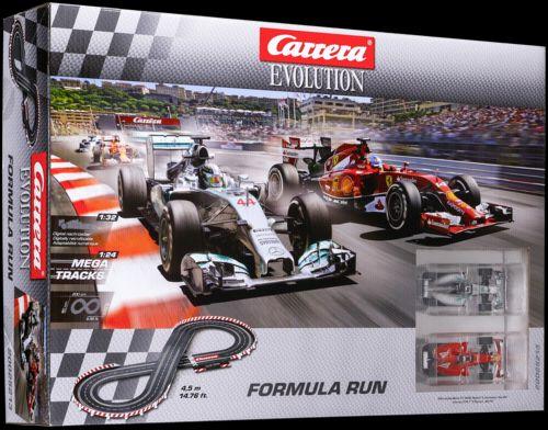 Carrera Evolution Formula Run 25213 cena od 3399 Kč