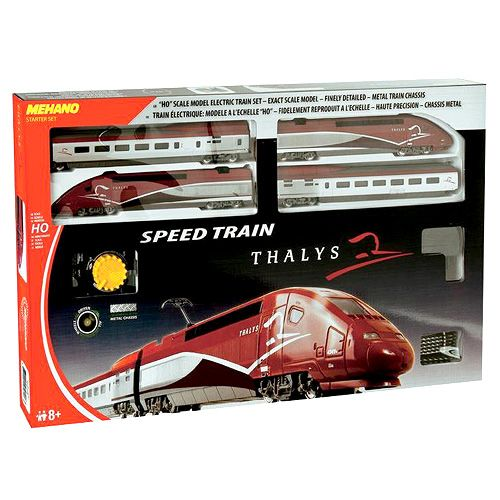 Mehano Train TGV THALYS elektronický vlak cena od 2699 Kč