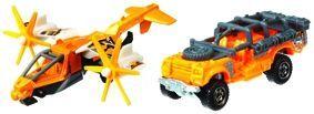 Mattel Matchbox angličák a letadlo cena od 111 Kč