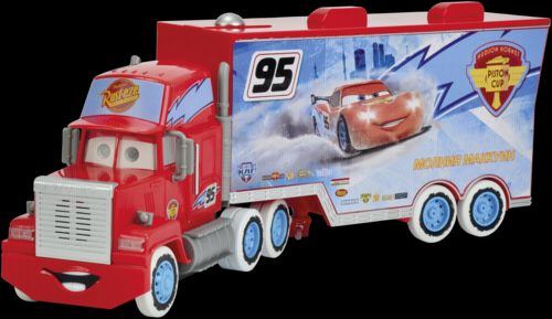 XXL obrazek Dickie ICE Racing Turbo Mack Truck 1:24