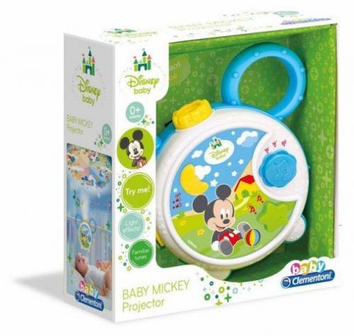 CLEMENTONI Mickey dětský projektor cena od 498 Kč
