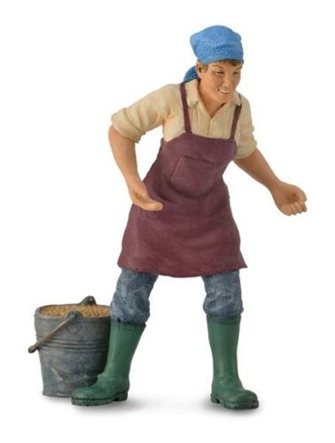 Mac Toys Figurka Farmářka cena od 88 Kč