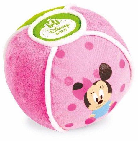 CLEMENTONI Minnie měkký míč se zvukovými efekty