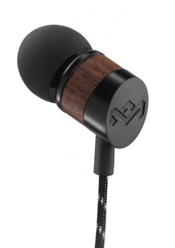 House of Marley Uplift 1-Button Remote with Mic Midnight