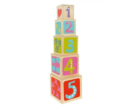 Boikido Barevné kostky pyramida cena od 449 Kč