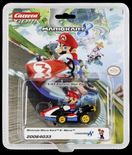 Carrera GO!!! 64033 Nintendo Mario Kart 8 - Mario cena od 0 Kč