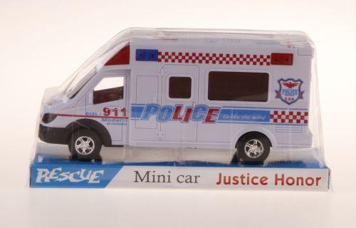 Alltoys Policie dodávka cena od 43 Kč