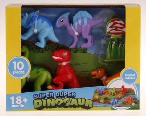Alltoys Dinosauři s hrací deskou cena od 175 Kč