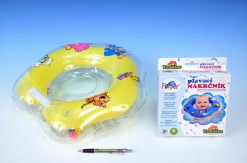 Teddies Plavací nákrčník Flipper od 0 měsíců