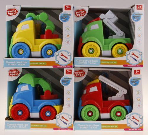 Alltoys Auto plastové cena od 147 Kč