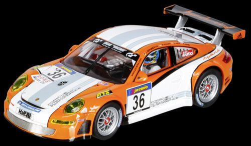 Carrera Digital 132 Porsche GT3 RSR Hybrid No.36