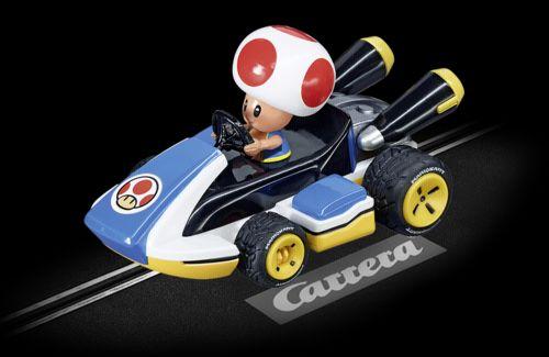 Carrera GO!!! 64036 Nintendo Mario Kart 8 Toad cena od 553 Kč