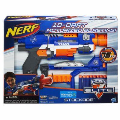 Hasbro Nerf NERF N-Strike Elite stockade blaster cena od 0 Kč