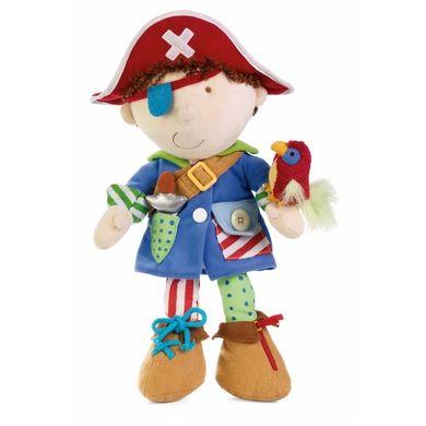 MANHATTAN TOY Učící figurka Pirát cena od 819 Kč